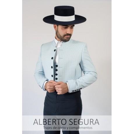fabe0172d1f05 Traje de Corto caballero  traje campero