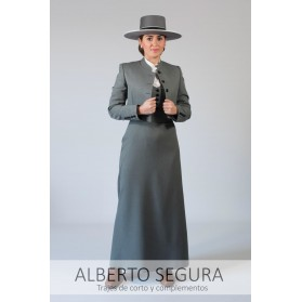 Falda Sarga Negra
