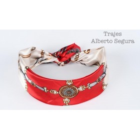 Pañuelo Caballero Mod.600-160